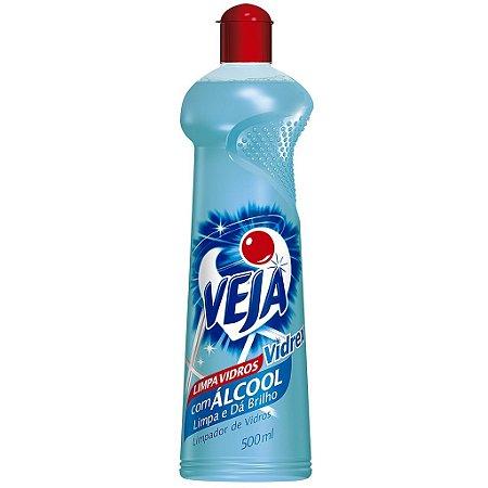 Veja Vidrex - 500 ml (Pulverizador e Refil)