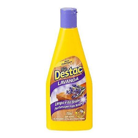 Destac - Lavanda (Embalagem com 200 ml e 500 ml)