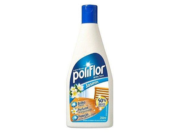 Poliflor - Jasmim e Lavanda (Embalagem com 200 ml e 500 ml)