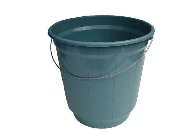 Balde Plástico - Arqplast (Capacidade: 8 Litros, 10 Litros, 15 Litros, 20 Litros e 30 Litros)