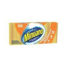 Sabão em Pedra Neutro - Minuano (Embalagem: 5 unidades)
