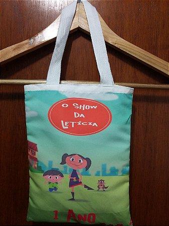 Bolsinhas Tipo Eco Bag Sacola Personalizadas 20x30