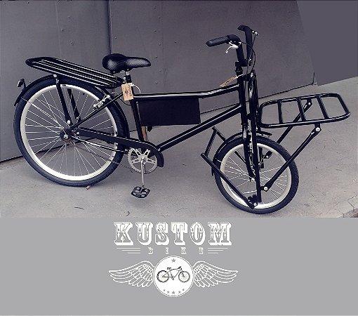 FoodBike Work - Bicicleta Cargo Carga Aro 26 BikeFood