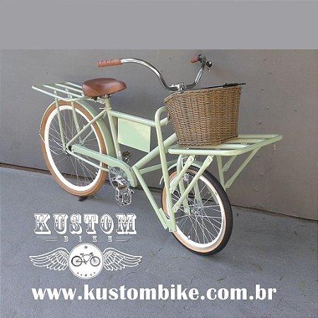 FoodBike Caribe - Bicicleta Cargo Carga Aro 26 BikeFood