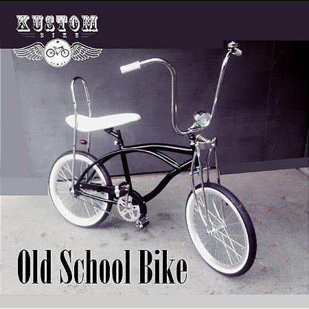 Bicicleta Stranger Things Aro 20  - Old School Low Bike LowBike