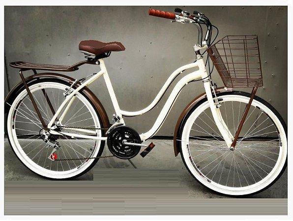 Bicicleta Feminina Retrô - Retrô Vintage Inspired Harley