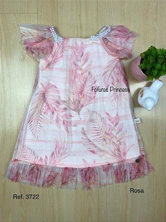 Vestido Infantil Brisa - Kiki Xodó