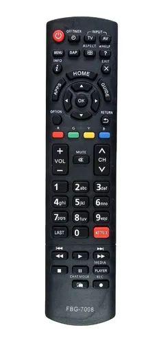 CONTROLE REMOTO TV PANASONIC 7008