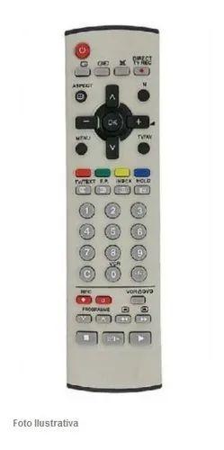 CONTROLE REMOTO TV PANASONIC 7435