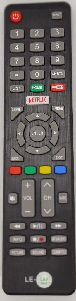 Controle Remoto Compativel Tv Lcd Cobia/haier Smart