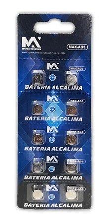 BATERIA CARTELA MODELO AG3