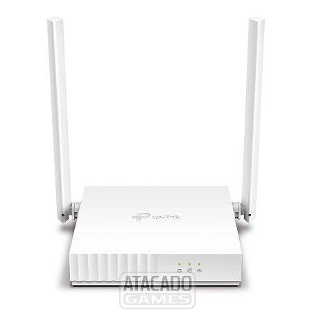Roteador TP-Link 300MBPS / 2.4GHz / Wifi / Multimodo - Branco (TL-WR829N)
