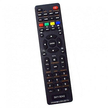 Controle Remoto Universal TV LED / LCD / Smart TV