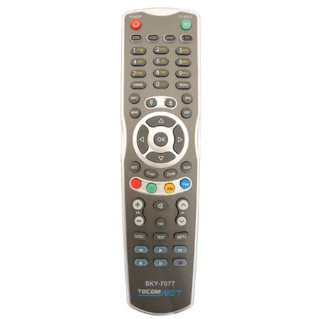 Controle remoto Tocomsat Phoenix HD