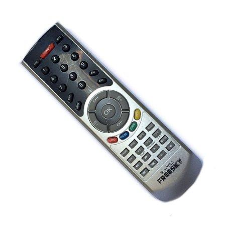 Controle remoto Freesky F1 HD