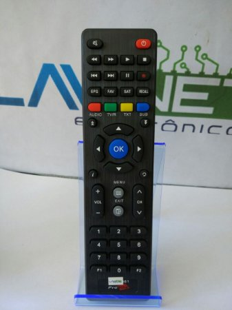 Controle Remoto Probox 190 HD/ 200 HD/ 300 HD/ 380 HD/ Pronet C300HD