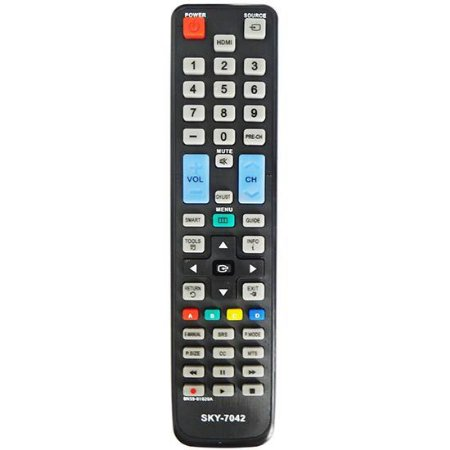 Controle Tv Samsung Bn59-01020a Sky-7042 Un32c4000pmxzd
