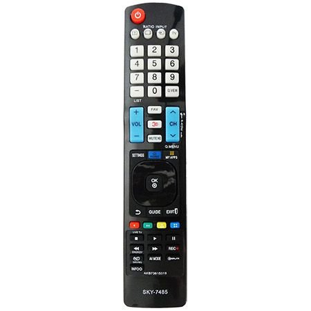 CR-2898 TV LCD LG 3D AKB73615319 SKY7485