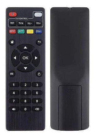 CONTROLE REMOTO TV BOX - Tanix TX2 - MXQ 4k - T95N