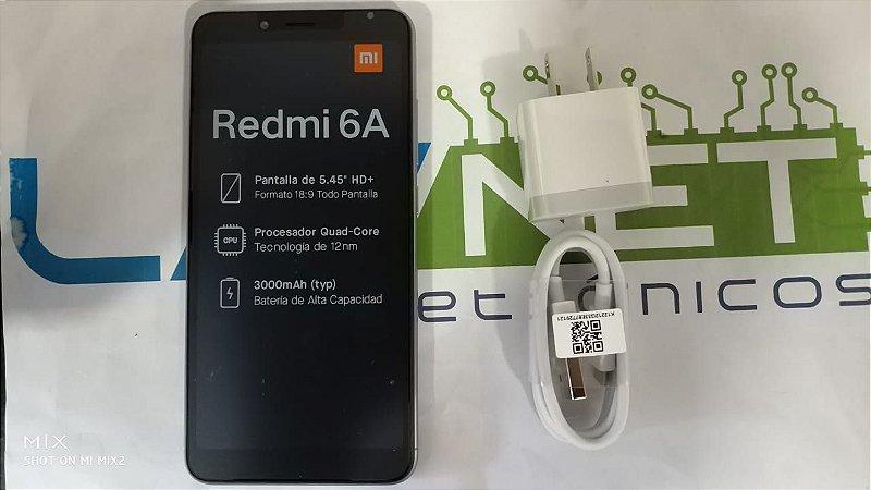 Xiaomi Redmi 6A 2GB RAM 16GB Armazenamento - Versão Global