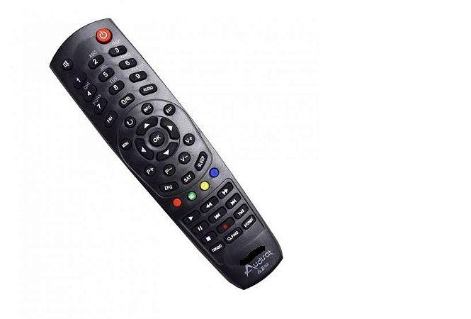 Controle remoto Audisat A2/E10/K10/K20/K30