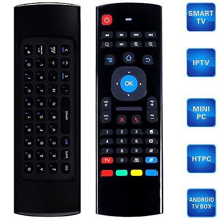 Controle Remoto BTV B9 com funçao air mouse