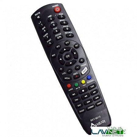 Controle remoto Audisat C1