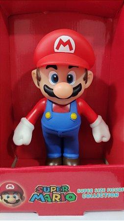 Boneco Mario -grande Super Mario Collection Figure 25 Cm