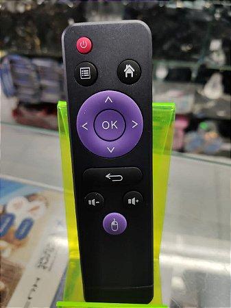 Controle remoto TV box A96X