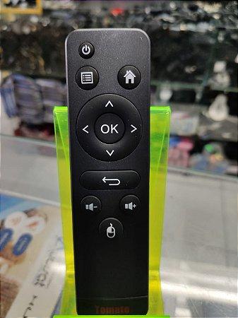 Controle remoto TV box Tomate