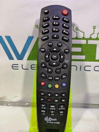 Controle remoto Duosat Prodgy HD