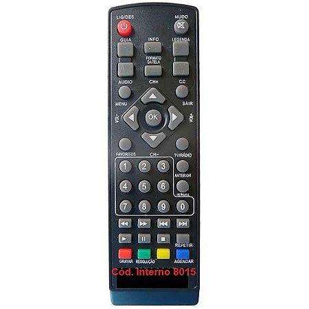 Controle Conversor Aquário Dtv4000/5000/6000/7000