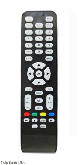 CONTROLE REMOTO TV LCD AOC 7099