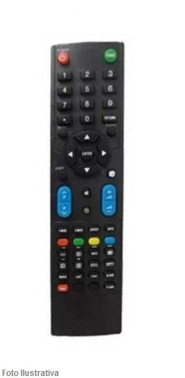 CONTROLE REMOTO TV LCD PHILCO 7981/7909/8040