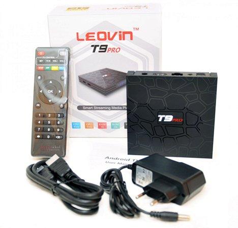 CONVERSOR SMART T9 PRO 3+16 GB Amlogic P282