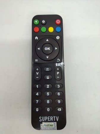 Controle remoto SuperTV