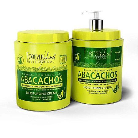 Kit de Tratamento para Cacheadas Abacachos