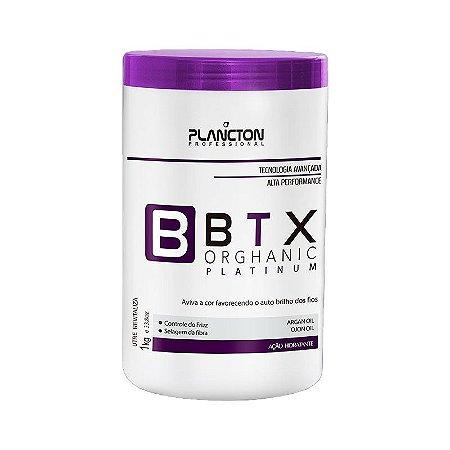 BTX Platinum - Redução De Volume 1kg Plancton