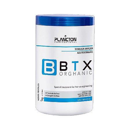 BTX Orghanic - Redução De Volume 1kg Plancton