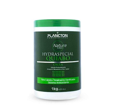 Hydraspecial Quiabo Máscara de Tratamento 1Kg Plancton
