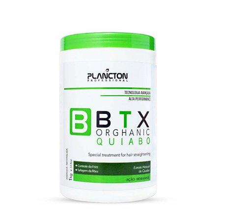 Btx Quiabo Orghanic Redução de Volume 1Kg Plancton