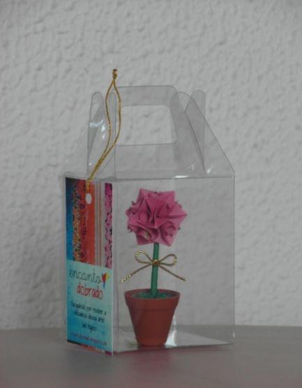 Mini Topiária Rosita