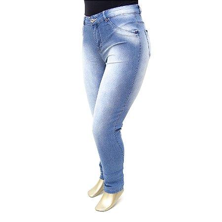 Calça Plus Size Jeans Feminina Clara MC2