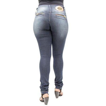 Calça Jeans Darlook Levanta Bumbum com Elastano