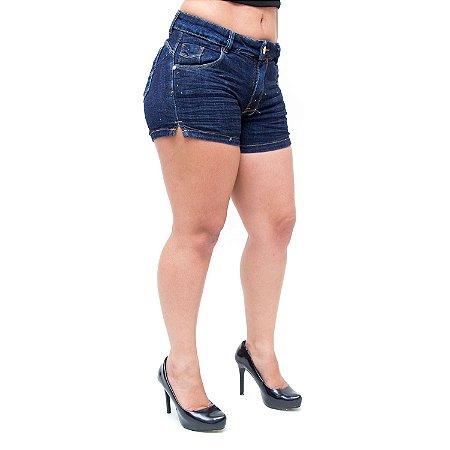 Shorts Jeans Feminino Clement Poline Azul