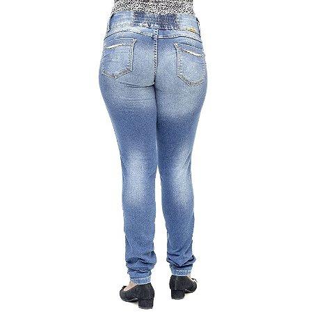 b6639cc80 Calça Jeans Feminina Sawary Modela Bumbum - Compre Agora - Andando ...