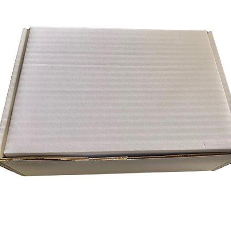 CAIXA CORREIO N 1 (21x14,5x7,5)  C/100 UNIDADES BRANCA