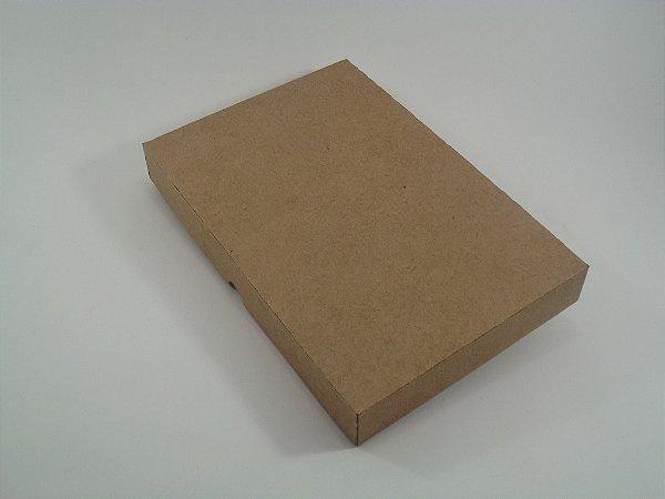 CAIXA DVD KRAFT 22X15X3 C/10 UNIDADES