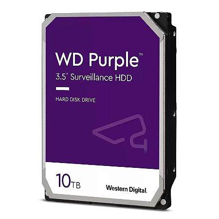 Hd Wd Purple Surveillance Dvr 10tb 256mb Wd102purz