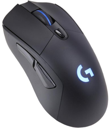 MOUSE LOGITECH G703 HERO WIRELESS LIGHTSPEED 16.000 DPI